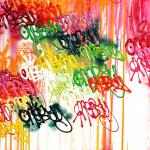NEBAY Rise & Shine 140 x 210 cm 2014 détail 1
