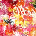 NEBAY Rise & Shine 140 x 210 cm 2014 détail 2