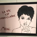 1702 MISS TIC La vie est porcelaine 61 x 50 cm 2016 détail 1