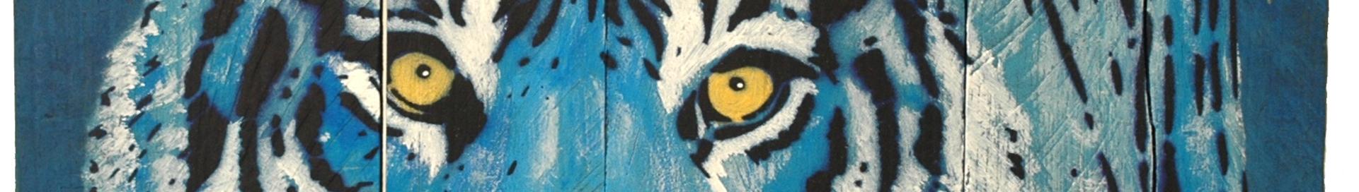 mosko works street artist, MOSKO – Wildlife Street Artist