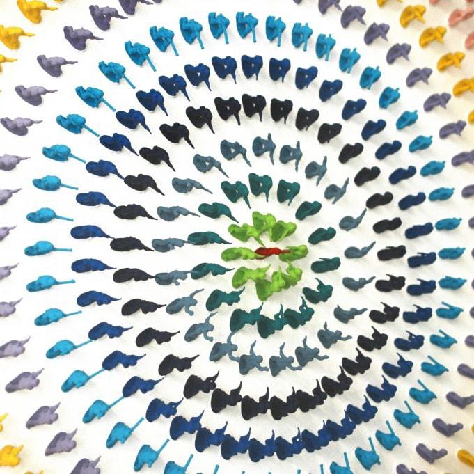 paolo ceribelli plastician artist, Paolo CERIBELLI – Plastician Artist