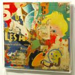 Galerie Art Jingle GRIMALDI Boys 60 x 60 cm 2020 in situ