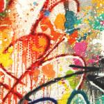 Galerie Art Jingle NEBAY L'Idéologie Détail 1 100 x 100 cm