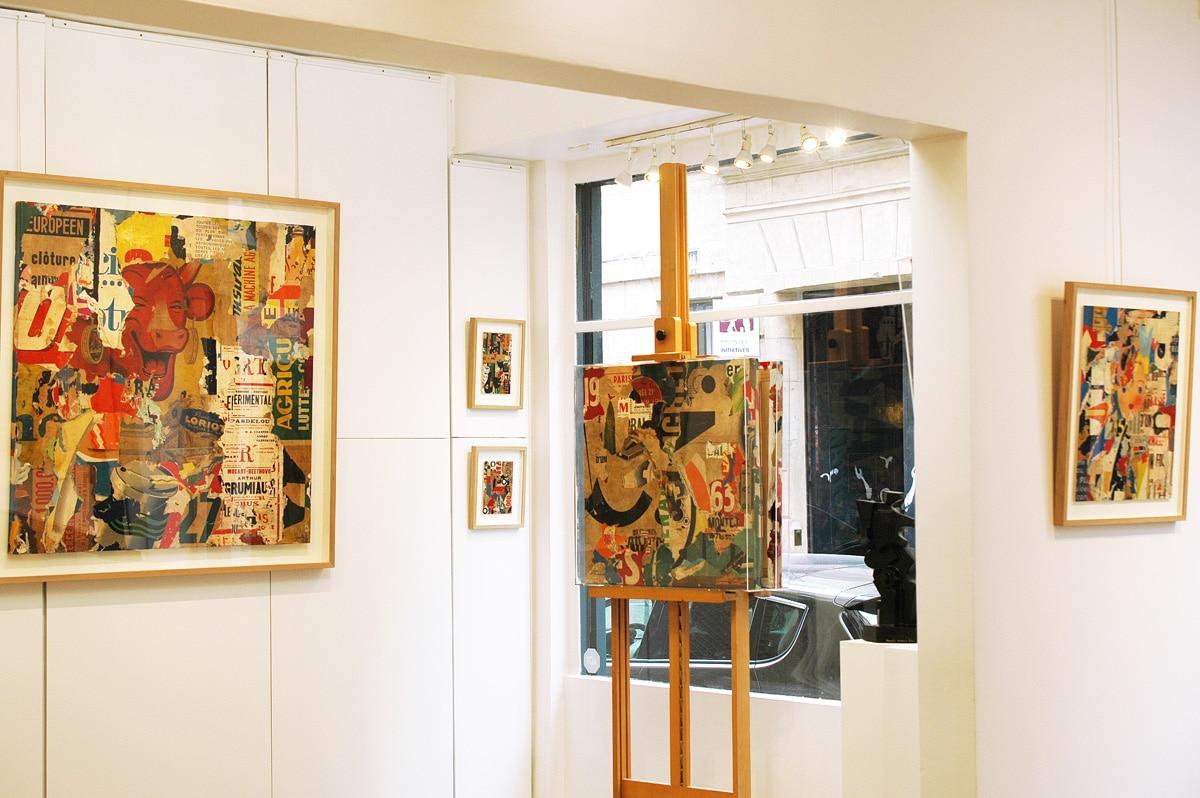 Exhibition, Expositions (Page Principale)