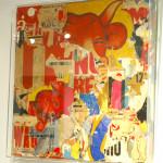 Galerie Art Jingle GRIMALDI Armagnac 80 x 80 cm 2020 in situ