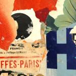 Galerie Art Jingle - Pierre-François GRIMALDI Bouffe Parisienne 60 x 60 cm 2020 Détail 2