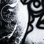 Galerie Art JIngle PSYCKOZE Stck Energy 130x97cm 2020 Détail 2