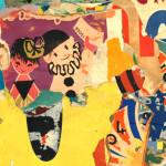 Galerie Art Jingle Pierre-François GRIMALDI Tous Les Jours 80x80cm 2020 Détail 1