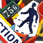 Galerie Art Jingle COSTA Direction 75G 70x70cm 2020 Détail 1