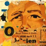 Galerie Art Jingle Pierre-François GRIMALDI Le Festival D'Avignon Détail 1 80 x 80 cm
