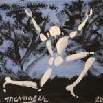 Galerie Art Jingle Jerome MESNAGER Balade Estivale 20x20cm 199 de 2020