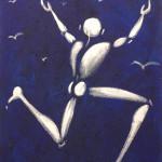 Galerie Art Jingle Jerome MESNAGER Dans La Nuit 100x81 123 de 2020