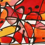 Galerie Art Jingle NEBAY (Réf. NB02) 65x50 cm Détail 1 2021