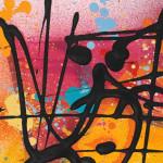 Galerie Art Jingle NEBAY (Réf. NB03) 65x50 cm Détail 1 2021