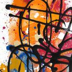 Galerie Art Jingle NEBAY (Réf. NB04) 65x50 cm Détail 2 2021