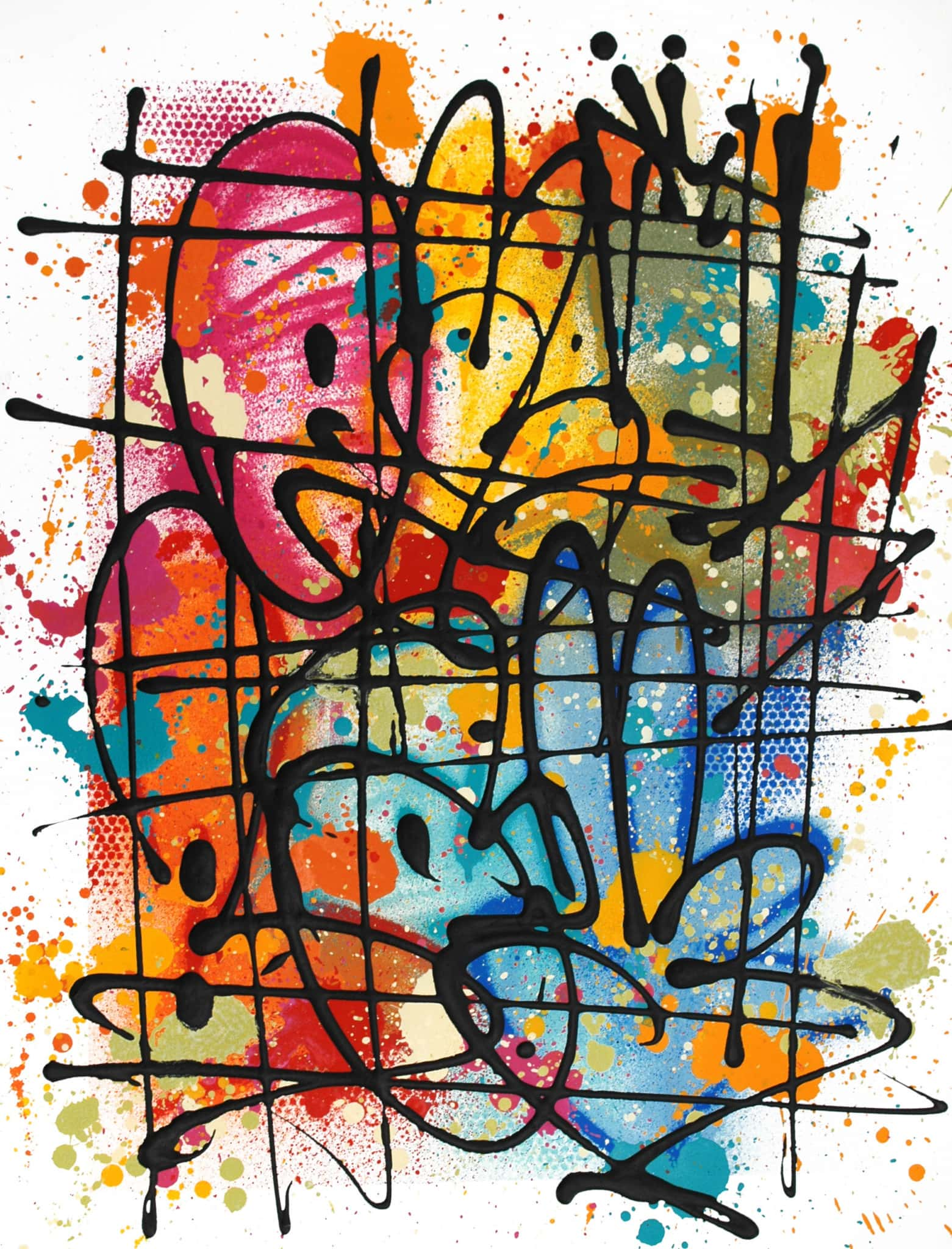 Galerie Art Jingle NEBAY (Réf. NB05) 65x50 cm 2021