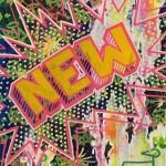 Galerie Art Jingle BAD CED INTERNATIONAL New York, 50 x 50 cm 2021 Détail 1