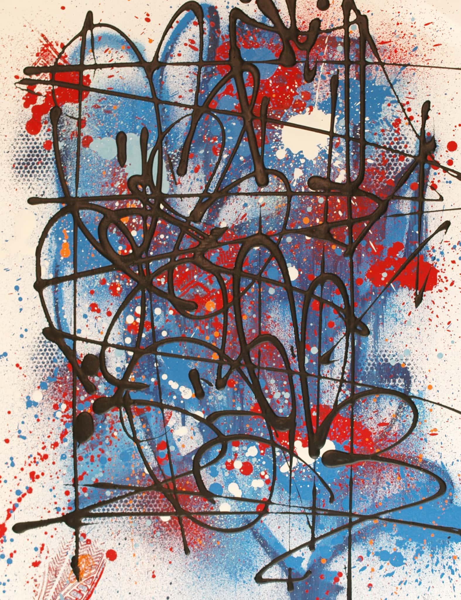 Galerie Art Jingle NEBAY (Réf. BC01) 65x50 cm 2021