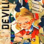 Galerie Art Jingle Pierre-François GRIMALDI King 120 x 220 cm 2021 Détail 1
