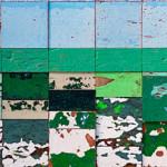 Galerie Art Jingle NESLER Datcha 70 x 70cm 2021 Détail 2