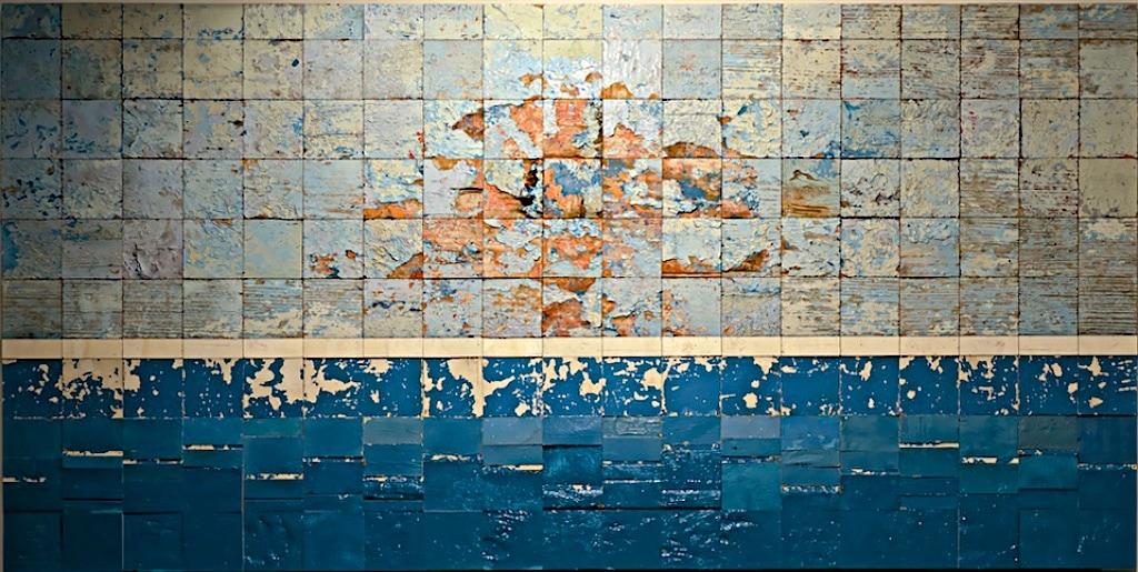Galerie Art Jingle NESLER Lac 120 x 160 cm