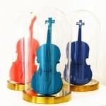 Trois violons