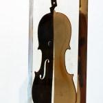Galerie Art Jingle ARMAN Danse Du Feu 51 x 23 x 4 cm 1997 Détail 2