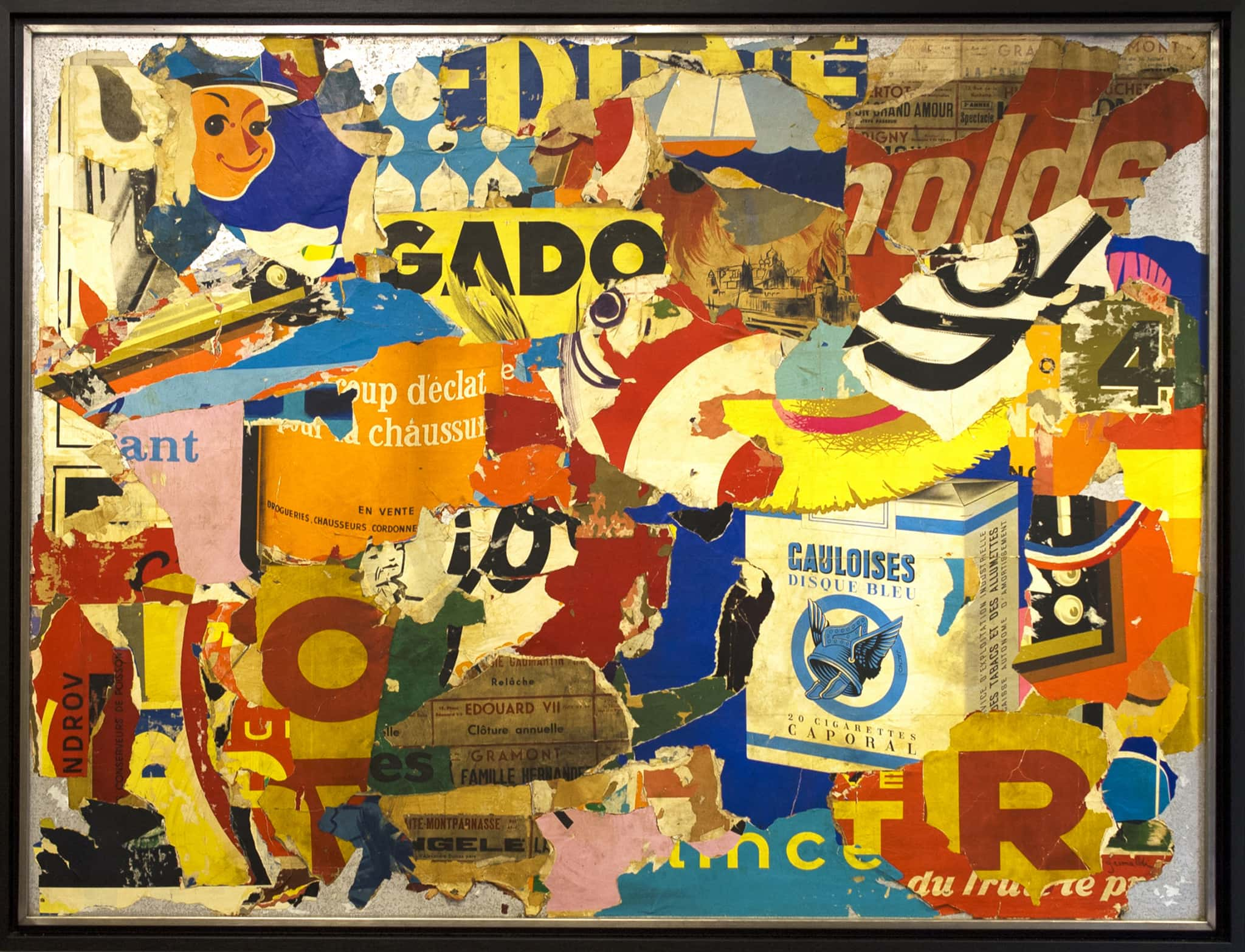 Galerie Art Jingle GRIMALDI Coup D'Eclat 212 x 162 x 6 cm 2021