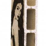 Galerie Art Jingle MISS.TIC Il Faut Beaucoup D'Effort Pour Ne Plus En Faire 40 cm x 19 cm x 9.5 cm 2021 (Réf. 7) Détail 1