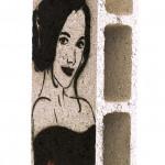 Galerie Art Jingle MISS.TIC On S'Aime Prenez En De La Graine 40 cm x 19 cm x 9.5 cm 2021 Détail 1 (Réf. 5)