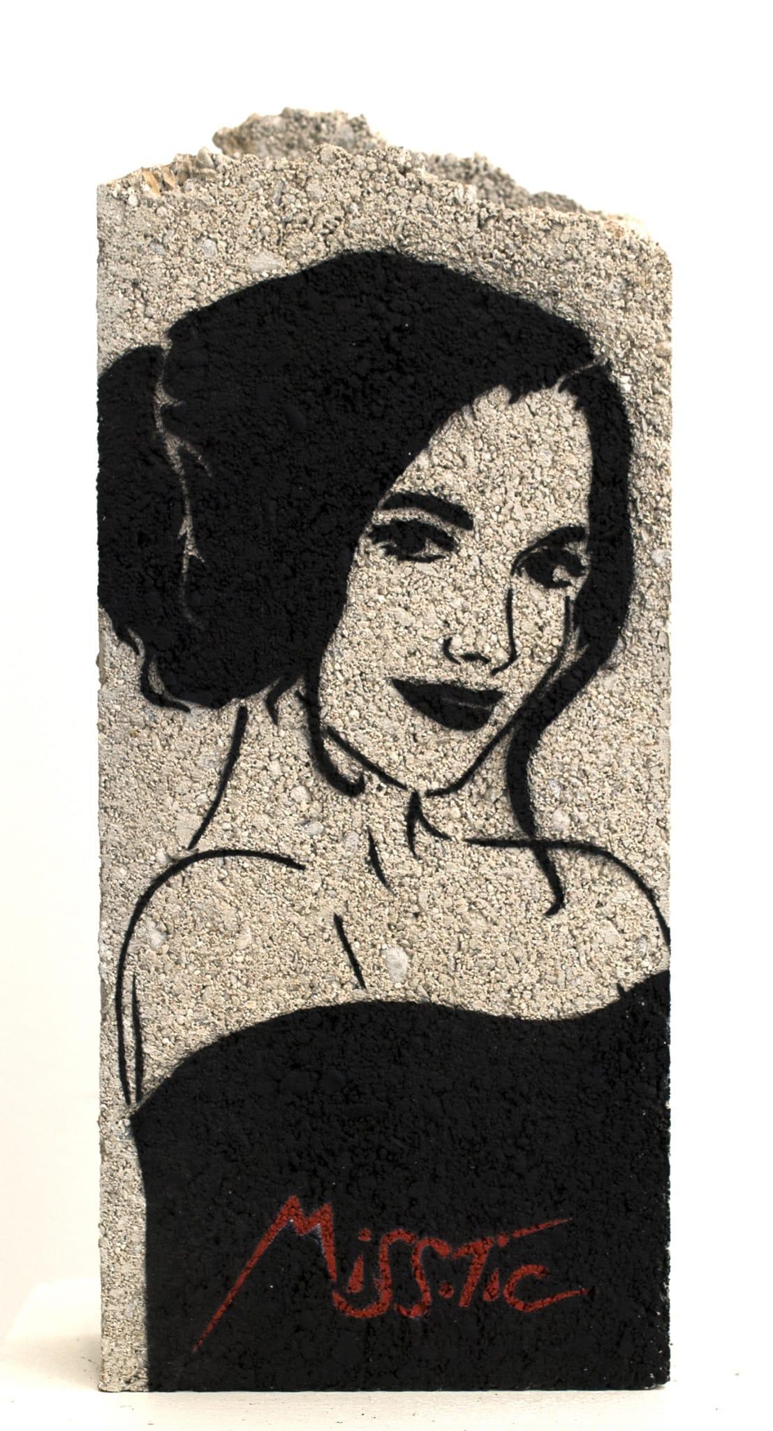 Galerie Art Jingle MISS.TIC On S'Aime Prenez En De La Graine 40 cm x 19 cm x 9.5 cm 2021 (Réf. 6)