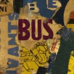Galerie Art Jingle GRIMALDI Bus 18.5 x 14.5 cm 2021 Détail 1