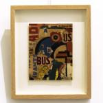 Galerie Art Jingle GRIMALDI Bus 18.5 x 14.5 cm 2021 Détail 2