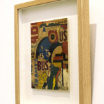 Galerie Art Jingle GRIMALDI Bus 18.5 x 14.5 cm 2021 Détail 3