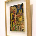 Galerie Art Jingle GRIMALDI Nation 19 x 22 cm 2021 Détail 3