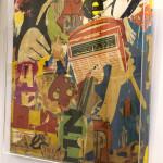 Galerie Art Jingle GRIMALDI Reynolds 80 x 80 cm 2021 Détail 3